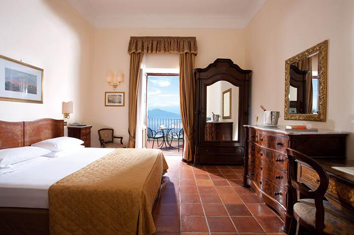 Superior double room seaview/terrace